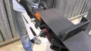 Lixadeira p/ Rebarbação - Mod. LX300 - JAG Máquinas