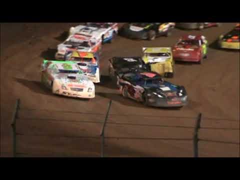 Brett McDonald RUSH Pro Stock Feature Lernerville Speedway 9/16/17