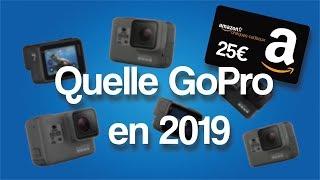 Quelle GoPro choisir en 2019 - Comparaison GoPro + Carte cadeau Amazon à gagner !
