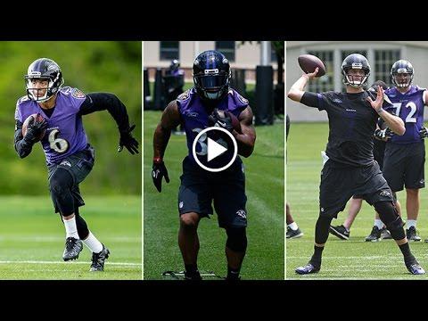 Top Three Takeaways From Final Week Of OTAs | Baltimore Ravens