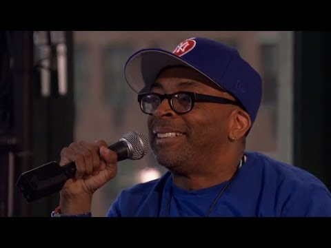 Spike Lee Talks 'Do The Right Thing' Musical | Build Series