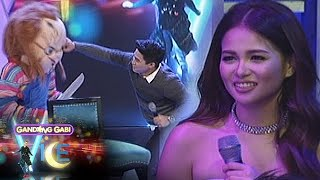 GGV: McCoy defends Elisse against Chucky