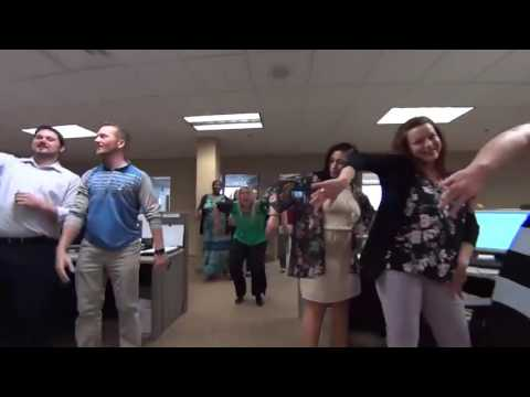 CAN'T STOP THE FEELING! DANCE || Justin Timberlake || - Aureus Medical - Omaha, Nebraska