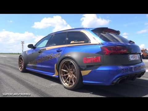 900HP Audi RS6 C7