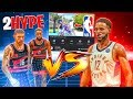 Trading NBA Players 2HYPE Collabed With! Steph Curry vs. Cash - 2HYPE NBA 2K20 REBUILD #3