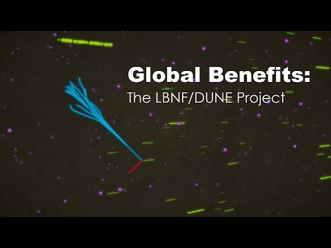 Global Benefits: the LBNF/DUNE Project