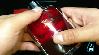 Jaguar Classic Red Mens Fragrance (Review)