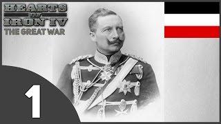 Германская империя [1] Hearts of Iron IV: The Great War