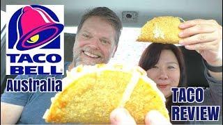 Taco Bell Australia Taco Review - Greg's Kitchen