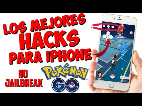 POKEMON GO SIN SALIR DE CASA | PC | IPHONE HACKS | NO JAILBREAK