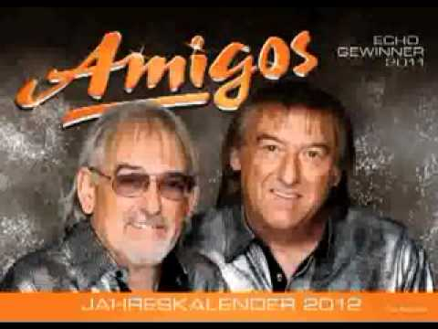Amigos  HitMix Medley 2012 HQ Xvid
