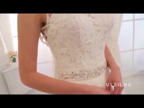 """Показ свадебных платьев в салоне """"Патриция""""из YouTube · Длительность: 1 мин6 с"""