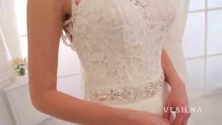 Свадебные платья VESILNA™ модель 2001(, 2015-02-26T14:41:21.000Z)