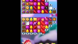 Candy Crush Friends Saga Level 472 - NO BOOSTERS 👩‍👧‍👦 | SKILLGAMING ✔️