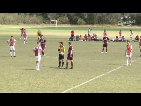 Gameday – Texas vs. Texas A&M Mens Soccer – October 15, 2016