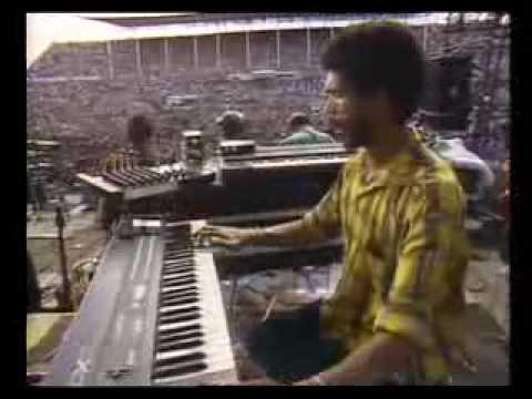 Paul Simon Call me Al, concert zimbabwe South...