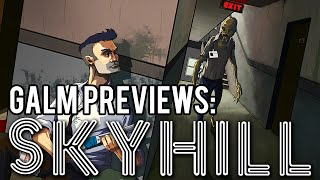 GaLm Previews: Skyhill (Rogue-like survival game)