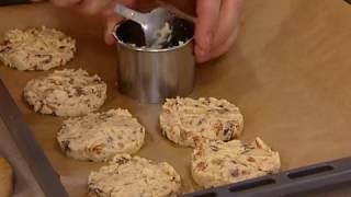 Рецепт: кукурузное печенье. GuberniaTV