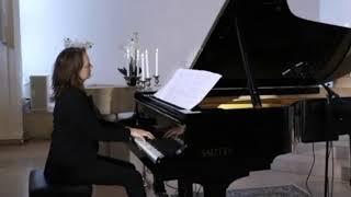 """Shenandoah"" Arr  Keith Jarret - Claire Pasquier #livestreamingconcert"