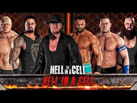 WWE 2K18 Roman Reigns vs Jinder Mahal vs...