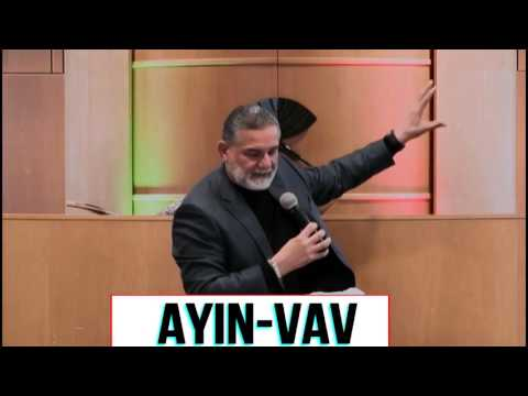 apostol mickey medina 5776 ayin vav