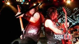 Machine Head - Wacken Open Air 2009 - Circle Pit - Cam Rip -