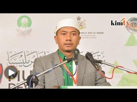 'Mat Taib masuk Umno, baik umum dalam WhatsApp'