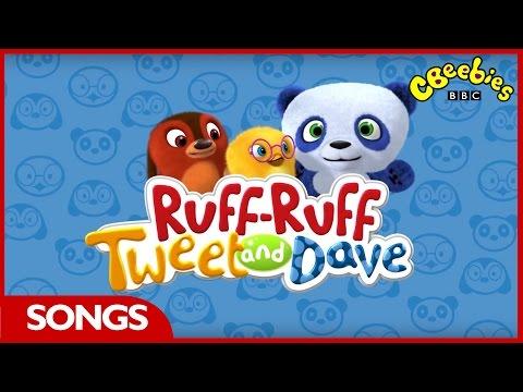 CBeebies: Ruff-Ruff, Tweet And Dave Theme Song