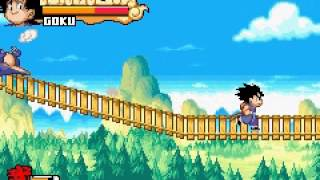 Dragon Ball - Advanced Adventure - Vizzed.com First Stage - User video