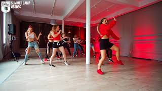 BORN TO DANCE summer camp 2018 - HIP-HOP LADIES by Suzi