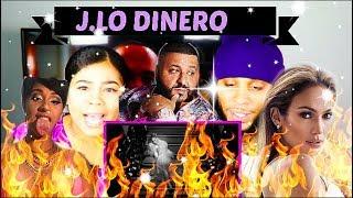 Jennifer Lopez - Dinero ft. DJ Khaled, Cardi B REACTION