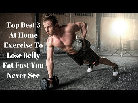 top-best-5-at-home-exercise-to-lose-belly-fat-fast-you-never-see-|-weightloss