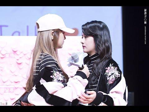 APINK ( 에이핑크 ) - ChoMi Moments ~ Chorong ( 초롱 ) and Bomi ( 보미 )
