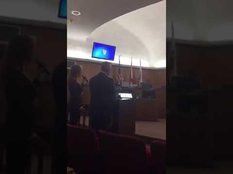 Reibel Castillo vs City of Hialeah Education Academy's Chairman Carlos Hernandez