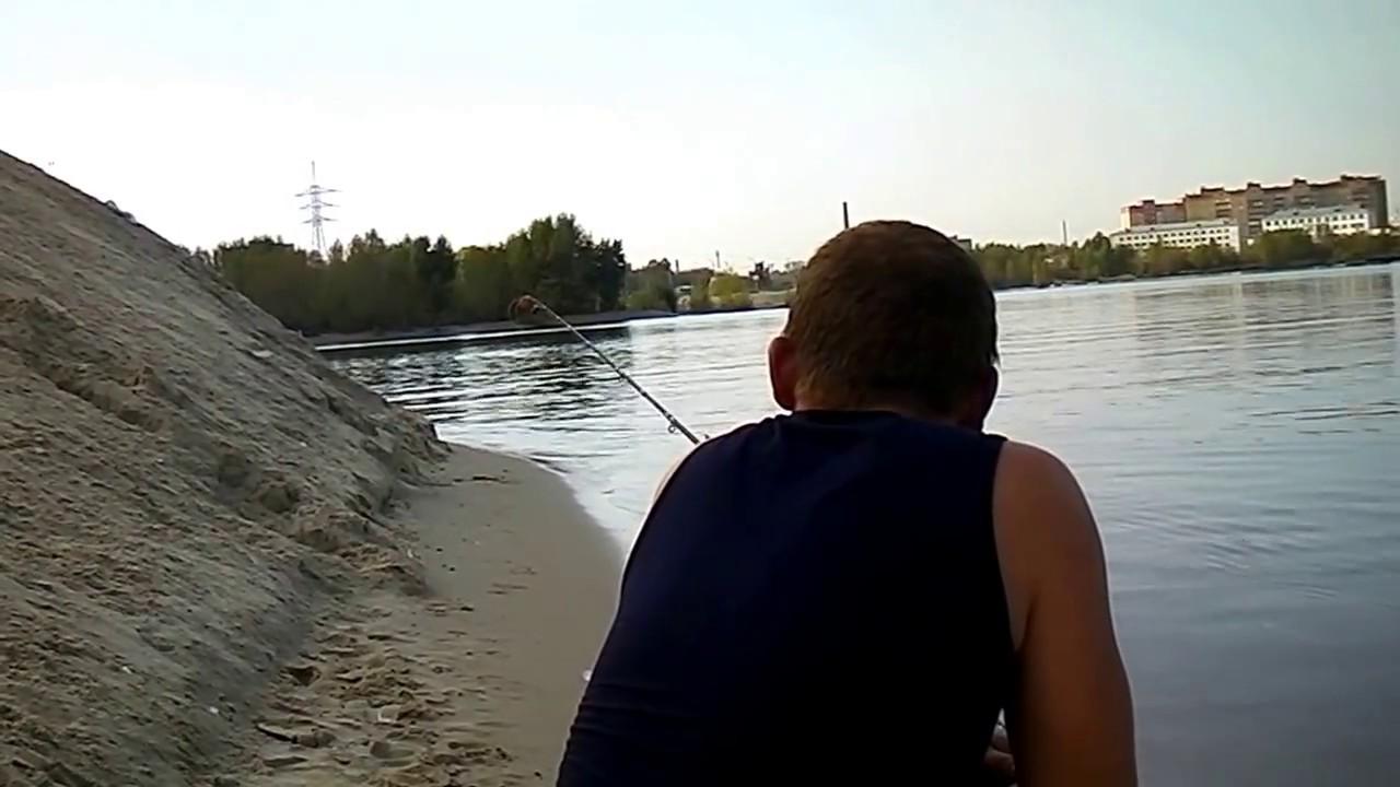 Места рыбалка в казани