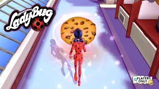 Miraculous Ladybug & Cat Noir | Collect 30 COOKIES w/MARINETTE & LADYBUG!