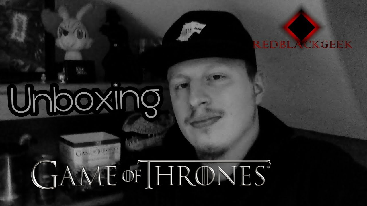 Coffret game of thrones saison 1 à 7 blu ray 4k