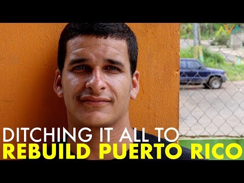 Ditching it all to REBUILD PUERTO RICO! - Ep. 093