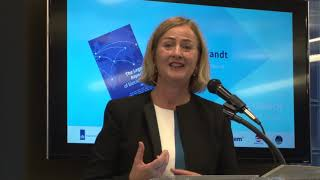 BLOCKCHAIN SYMPOSIUM - Book Launch by The Netherlands' vice-minister of Foreign Affairs Yoka Brandt