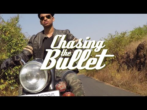 Chasing the Bullet - a Royal Enfield documentary