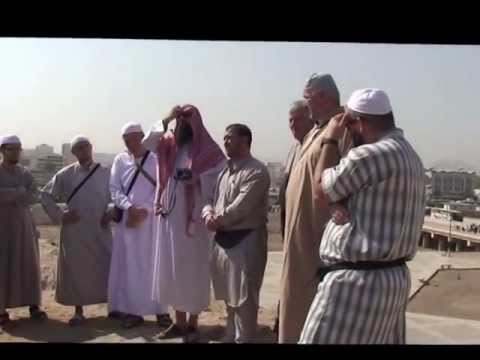 HAJJ 2011  with Mr  Safet Kuduzovic Part2