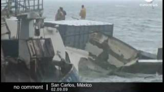 Hurricane Jimena aftermaths