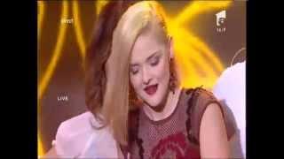 """Grigore Leșe - """"Cântă cucu"""". Vezi aici cum cântă Miruna Buză la X Factor!"""
