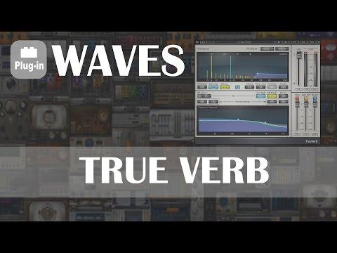 Plugin Waves: True Verb [Gratuit Black Friday]