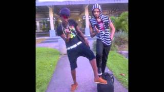 Popcaan Ft Tommy Lee - Step Like Dead [Double Trouble Riddim] April 2012 (TJ REC)