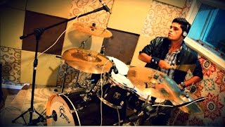 Come On Back To Me - Third Day - Emerson Rangel (Drum Cover) HD