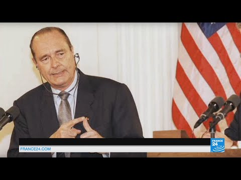#Reporters: Jacques Chirac's way