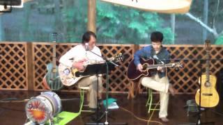 2012/5/11のそぶら山荘でのライブから.