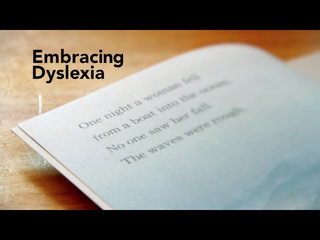 Embracing Dyslexia (documentary film) Travel Video