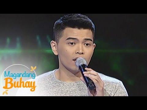 """Magandang Buhay: Daryl Ong Sings """"Pagbigyang Muli"""""""